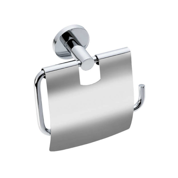 sigma toilet roll holder with lid