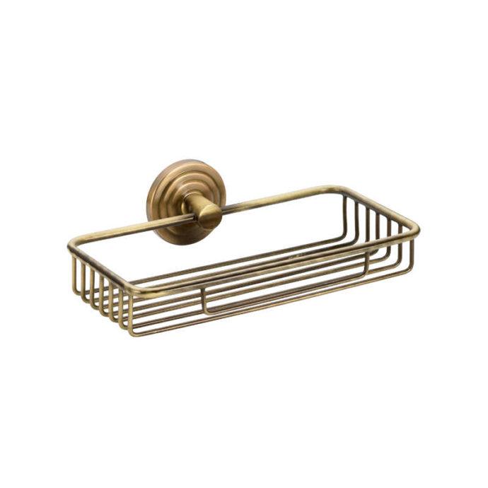 brass sponge basket