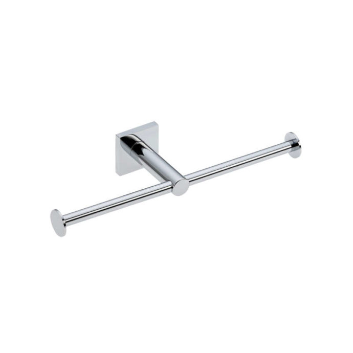 delta double toilet roll holder