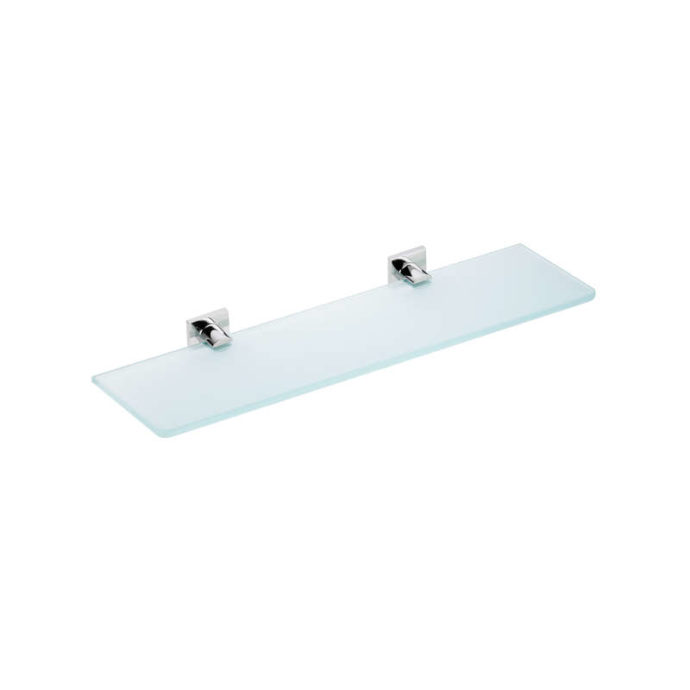 delta glass shelf